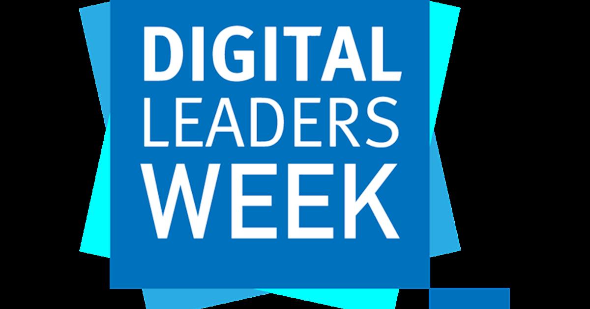 Digital Leaders Week 14 - 18 June 2021