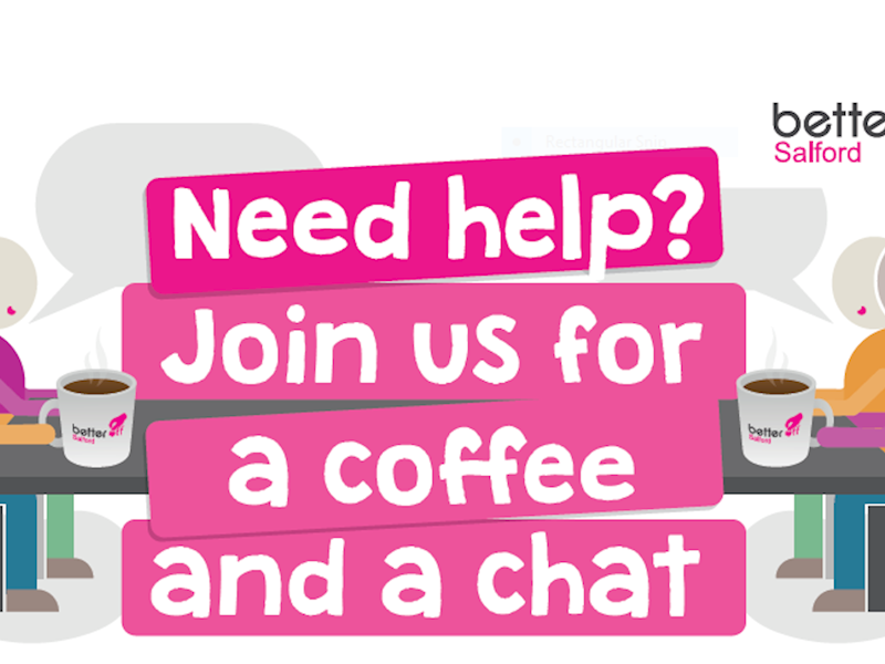 Need help? Join us for a Cloud Coffee and Chat
